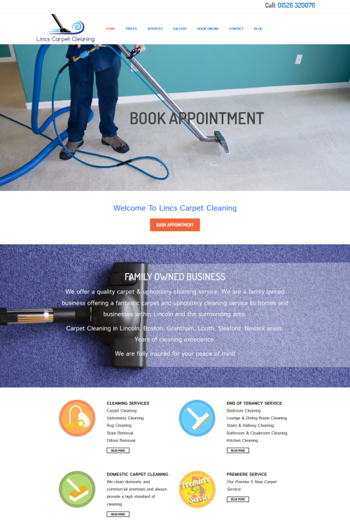 Lincs Carpet Cleaning