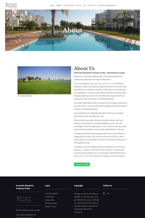 Hacienda Riquelme Murcia Sucina Golf Courses