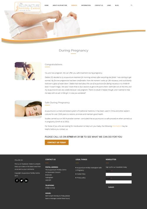 Acupuncture Fertility Centre